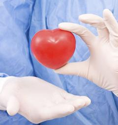 установка искусственного сердца